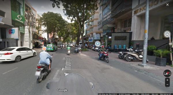 Bán Nhà Mặt Tiền Trương Định, Quận 3, 137.5M2, Sổ Hồng, Tiện Kinh Doanh - 556315