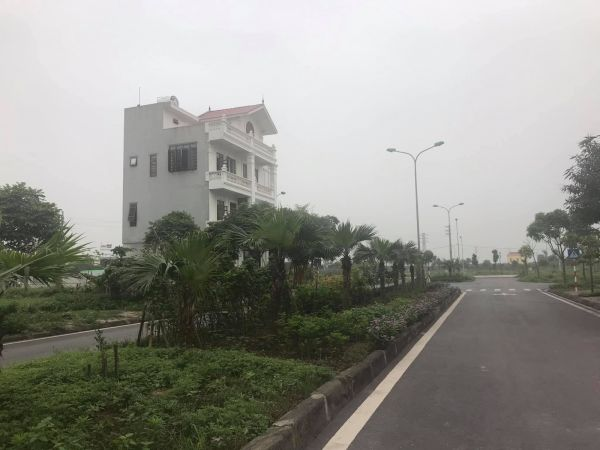 Bán Lô Đường Đôi 26M, Kđt Âu Việt, Tp Hd, 90M2, Mt 4.5M, Hướng Tây, Giá Cực Tốt - 556471