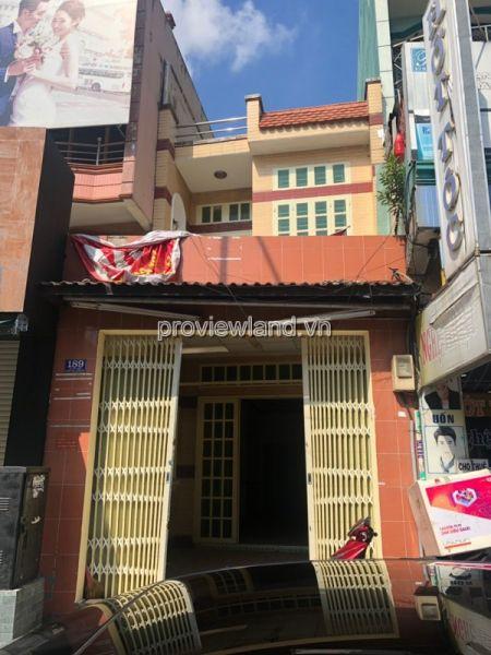 Bán Nhà Mặt Tiền Luỹ Bán Bích, Tân Phú, Diện Tích 260M2, 2 Lầu - 556513