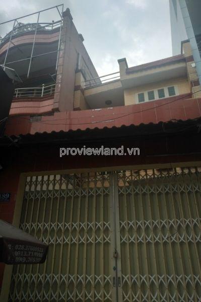 Bán Nhà Mặt Tiền Luỹ Bán Bích, Tân Phú, Diện Tích 260M2, 2 Lầu - 556519