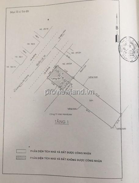 Bán Lô Đất Mặt Tiền Quốc Lộ 1K, Thủ Đức, 656M2, Sổ Hồng, Giá 55 Tỷ - 557482