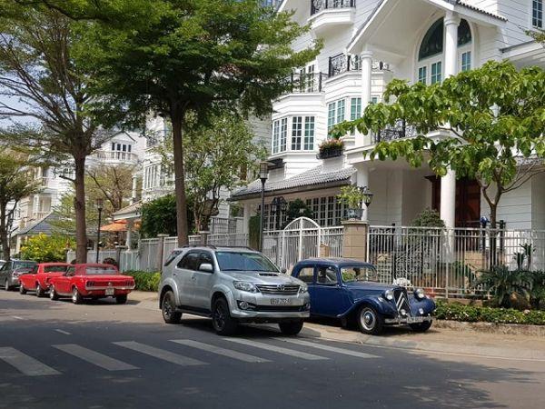 Cho Thuê Biệt Thự Saigon Pearl, Diện Tích 7X21M, 1 Hầm + 4 Lầu - 557647