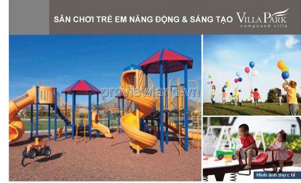 Biệt Thự Q9, Villa Park Bừng Ông Thoàn, 292M2, 4 Lầu, Nhà Thô, Giá 27 Tỷ - 558058