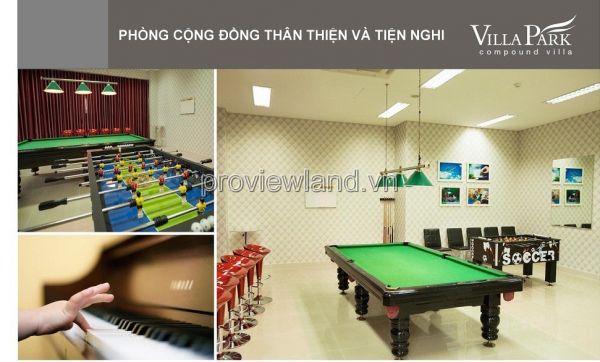 Biệt Thự Q9, Villa Park Bừng Ông Thoàn, 292M2, 4 Lầu, Nhà Thô, Giá 27 Tỷ - 558061