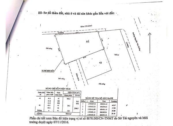 Bán Đất Mt Nguyễn Văn Hưởng, Quận 2, Khu Kim Sơn, 913M2 Thổ Cư, Sổ Hồng - 558178