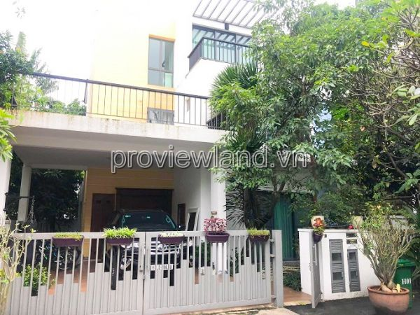 Biệt Thự Riviera An Phú, 305M2, Sần Vườn, 3 Tầng, Giá Bán 65 Tỷ - 558292