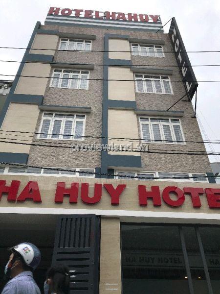 Bán Khách Sạn Mt Nguyễn Tuyển, Q2, 361M2,1 Hầm + 1 Trệt + 5 Lầu, 26P - 558463