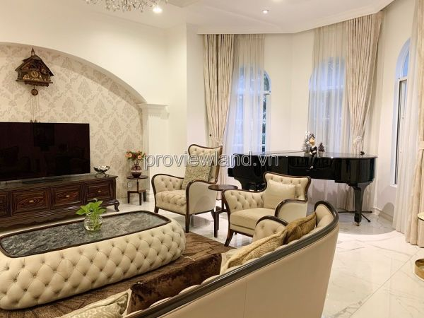 Bán Căn Villa Saigon Pearl Nguyễn Hữu Cảnh, 10X25M, 1 Hầm + 4 Tầng - 558607