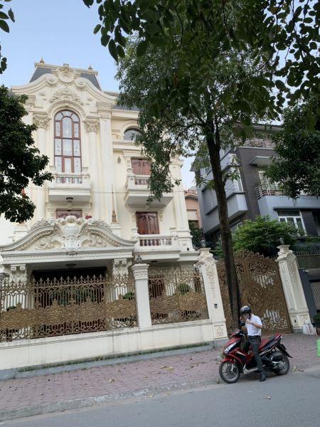 Bán Nhà Biệt Thự Nguyễn Hoàng, Trần Bình, Nam Từ Liêm. Lh 0877 855 777 Zalo, Fb. - 559723