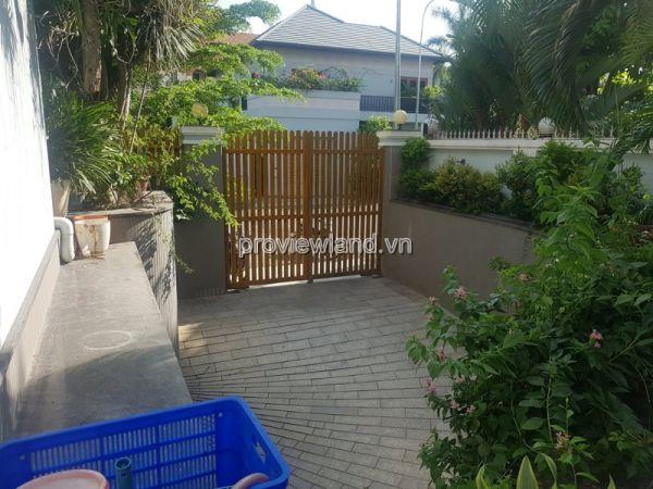 Bán Biệt Thự Compound Eden Thảo Điền, 18X25M2, 1 Hầm + 3 Tầng. 70 Tỷ - 560521