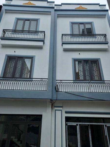 Bán Nhà Ngõ Đường Nguyễn Lương Bằng, Tp Hd, 41.5M2, Mt 4.3M, 3 Tầng, Nhà Đẹp, Giá Tốt - 562396