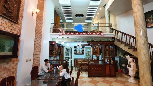 Bán Nhà Đường Phùng Khoang, 65M2, 5 Tầng, 12 Phòng Cho Thuê, Lãi 50Tr/Tháng. - 562954