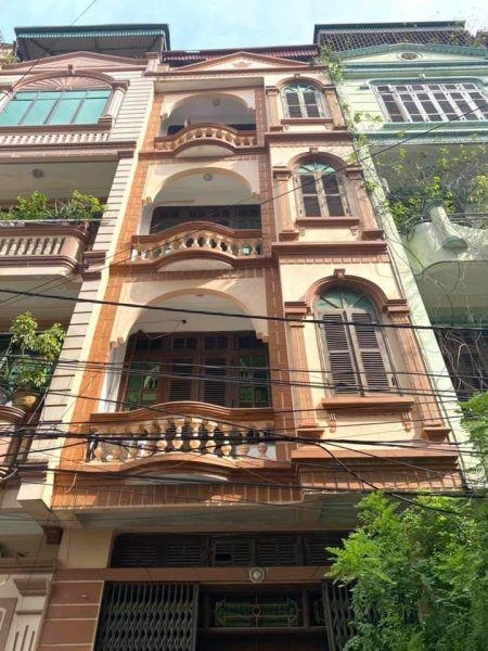 Bán Nhà Phố Trần Thái Tông, 325M2, Mặt Tiền 12M, 50 Ngủ, Doanh Thu Cao 265 Triệu. - 563551