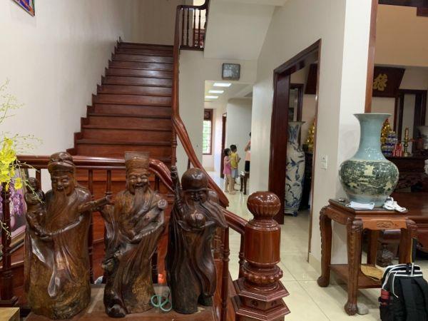 Bán Nhà Khu Trung Tâm Hải Tân, Tp Hd, 183.4M2, 4 Tầng, Mt 7M, Tầng Hầm, Kd Sầm Uất - 563743