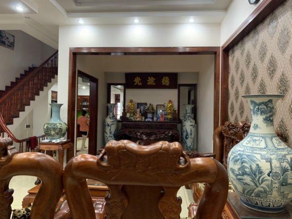 Bán Nhà Khu Trung Tâm Hải Tân, Tp Hd, 183.4M2, 4 Tầng, Mt 7M, Tầng Hầm, Kd Sầm Uất - 563755