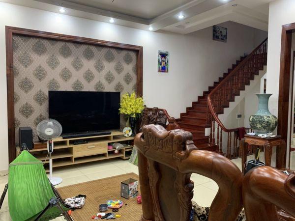 Bán Nhà Khu Trung Tâm Hải Tân, Tp Hd, 183.4M2, 4 Tầng, Mt 7M, Tầng Hầm, Kd Sầm Uất - 563764