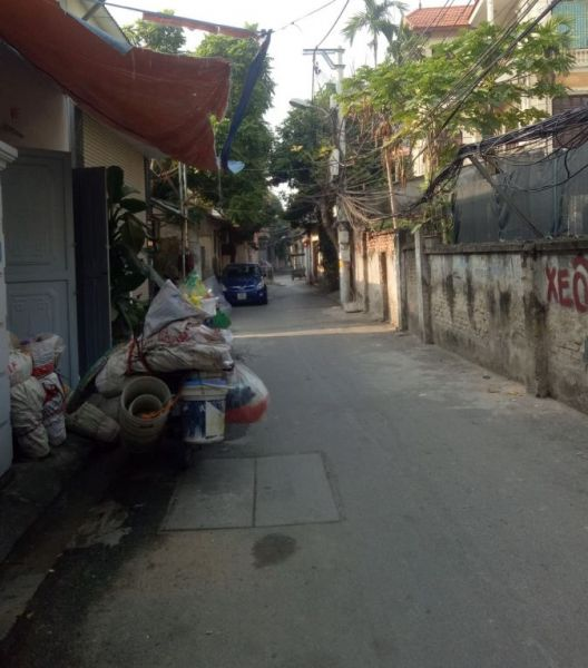 Bán Đất Trung Tâm Phú Thượng Tây Hồ Xây Biệt Thự Dt 160M Mt 10M Giá 14,2 Tỷ - 564943