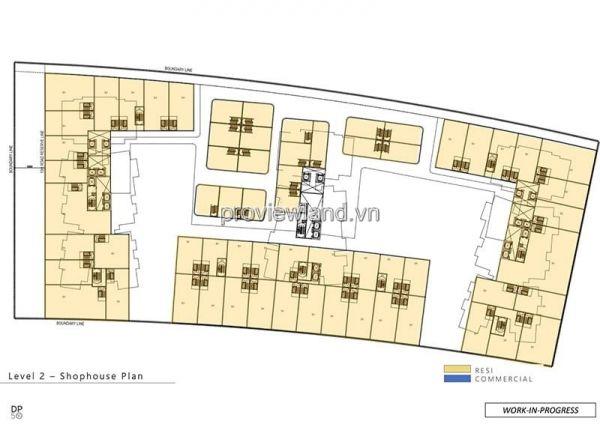 Bán Một Số Shophouse Metropole Thủ Thiêm, Thiết Kế 1 Trệt + 1 Lầu Và 1 Trệt + 3 Lầu - 565522