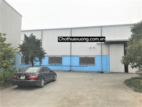 Cho Thuê Nhà Xưởng 2500M2 Trong Kcn Đồng Văn 2 Hà Nam - 565627