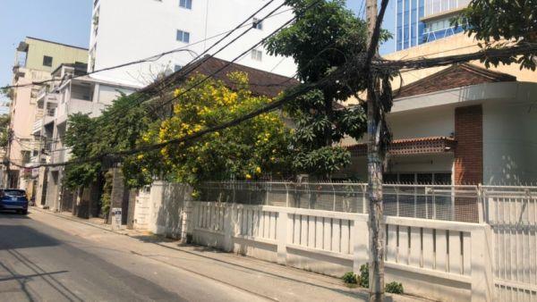 Bán Nhà Quận 1, Đường Nguyễn Phi Khanh, 424,8M2, Gpxd 2 Hầm +8 Tầng, Sổ Hồng - 565789