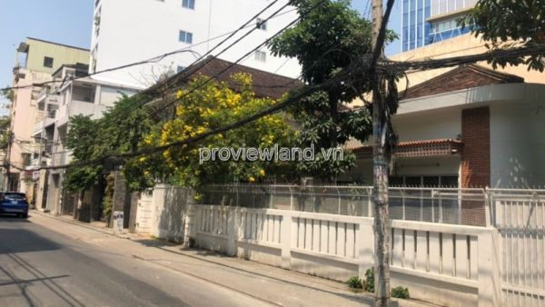 Bán Nhà Quận 1, Đường Nguyễn Phi Khanh, 424,8M2, Gpxd 2 Hầm +8 Tầng, Sổ Hồng - 565792