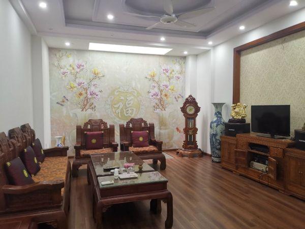 Bán Nhà 5 Tầng Có Thang Máy Kđt Tuệ Tĩnh, Tp Hd, 79.52M2, Mt 5M, 5 Ngủ Khép Kín - 566062