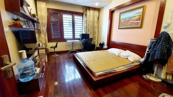 Bán Nhà Mặt Phố Trần Duy Hưng, D Tích 85M2, 5 Tầng, Kinh Doanh, Cho Thuê 300Tr/ Năm. - 566092