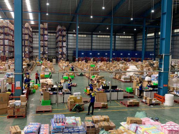 Cho Thuê 3 Nhà Xưởng 1600M2, 2000M2, 3200M2 Huyện Đức Hòa Tỉnh Long An - 566689