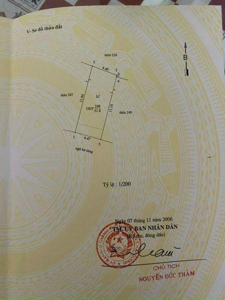 Bán Nhà Phố Nguyễn Thượng Mẫn, Tp Hd, 52M2, Mt 4.47M, 3 Tầng, 3 Ngủ, Chỉ 2 Tỷ 090 Tr - 566818