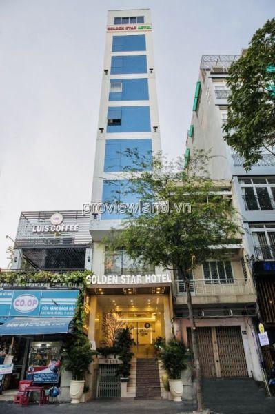 Cần Bán Khách Sạn Quạn 1, Lê Thánh Tôn, 88M2, 1 Hầm + 10 Tầng - 567295