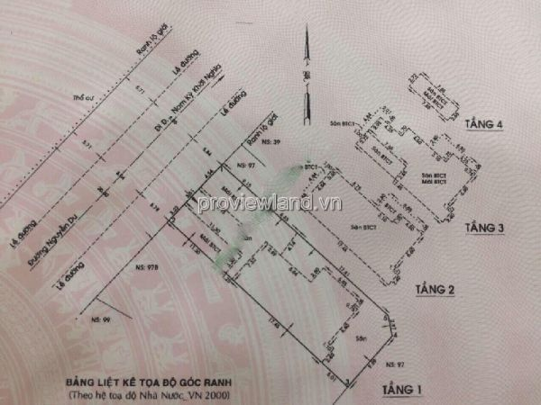 Bán Nhà Mặt Tiền Nguyễn Du Quận 1, 398M2, 2 Lầu, Sổ Hồng Chính Chủ - 567313