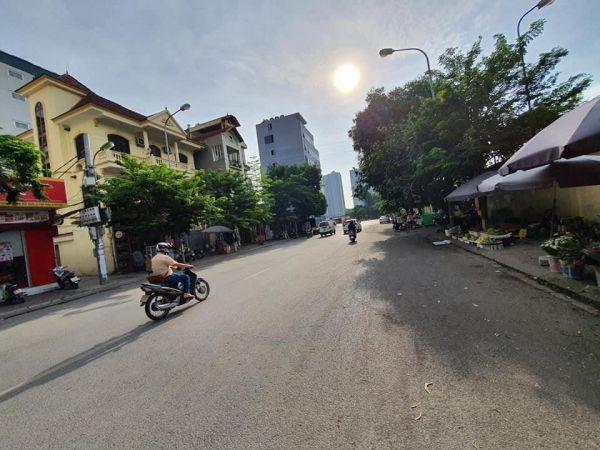 Bán Nhà Mặt Phố Doãn Kế Thiện, D Tích 100M2, 6 Tầng Kinh Doanh, Cho Thuê 80Tr/Tháng. - 567847