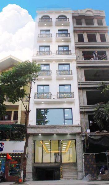 Bán Nhà Mặt Phố Nguyễn Khánh Toán, Dt 101M2, 4 Tầng, M Tiền 6M, K Doanh Cho Thuê Lãi Suất Cao. - 568213