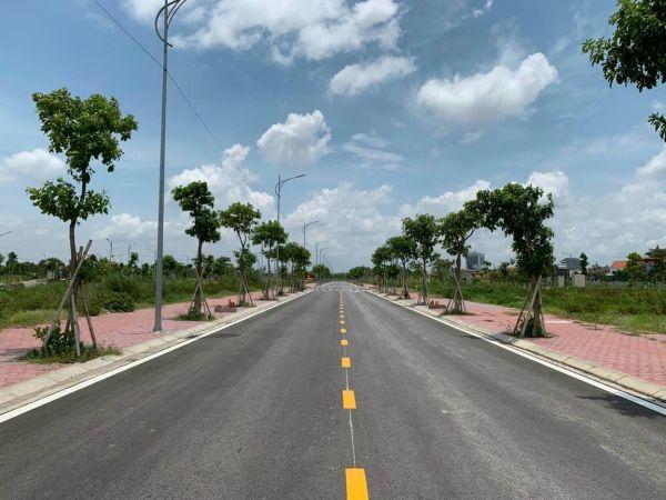 Bán Đất Kđt Tân Phú Hưng, Đường 19M, Hướng Tây, 69.75M2, Mt 4.5M, Vỉa Hè 5M, Giá Tốt - 568258