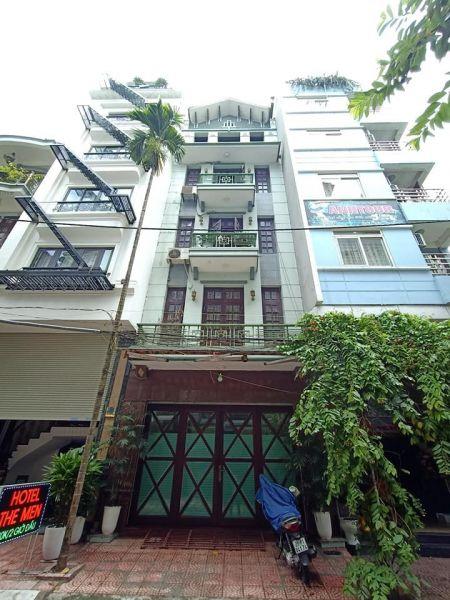 Bán Nhà Phố Nguyễn Chánh, D Tích 60M2, Phân Lô Bàn Cờ, Ô Tô Tránh, K Doanh Sầm Uất. - 568426