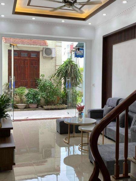 Bán Nhà Phố Lê Viết Quang, Ph. Ngọc Châu, Tp Hd, 3 Tầng, 3 Ngủ, Ngõ To 50M2, Mt 3.8M - 569296