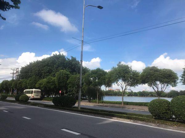 Bán Đất Mặt Đường Đôi Thanh Niên, View Hồ Bạch Đằng, Tp Hd, 64M2, Mt 4M, Siêu Vip - 569761