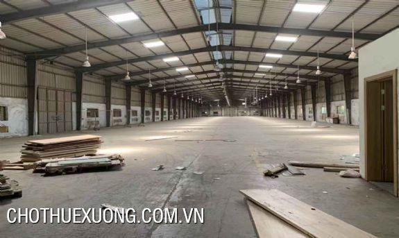 Cho Thuê Nhà Xưởng 2000M2 Tại Thạch Khôi Gia Lộc Hải Dương - 569947