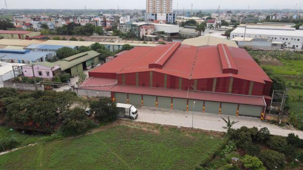 Cho Thuê Nhà Xưởng 7000M2 Mặt Tiền Đẹp Ở Hà Đông, Hà Nội. - 570382
