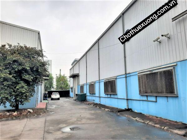 Cho Thuê Nhà Xưởng 2500M2 Trong Kcn Đồng Văn 2 Hà Nam - 570760