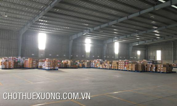 Cho Thuê Nhà Xưởng Tổng 15000M2 Ở Lý Thường Kiệt Hưng Yên - 570766