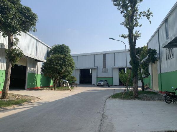 Cho Thuê Nhà Xưởng 1500M2 Thị Xã Phổ Yên, Thái Nguyên. - 570787