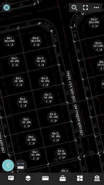 Bán Đất Biệt Thự Kđt Tuệ Tĩnh, Tp Hd, 160M2, Mt 10M, Đường 13.5M, Hướng Đông, Giá Ok - 570907