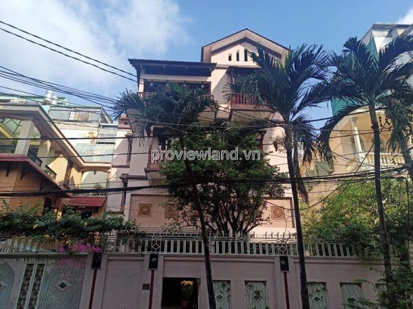 Bán Biệt Thự Đường Lê Hồng Phong, Q10, 243M2 Sổ Hồng, 5 Tầng, 5Pn - 571204