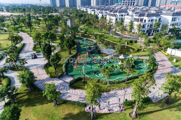 Bán Biệt Thự Vinhomes Central Park, Bình Thạnh, 300M2, 1 Hầm + 3 Lầu, Nhà Thô - 571228