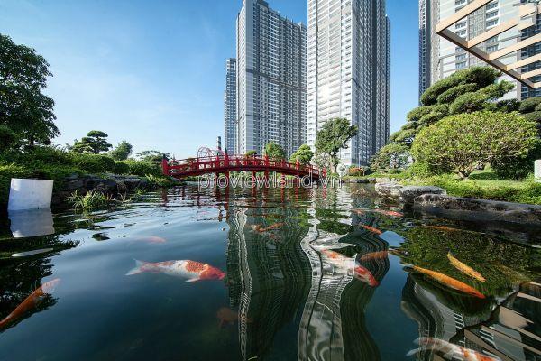 Bán Biệt Thự Vinhomes Central Park, Bình Thạnh, 300M2, 1 Hầm + 3 Lầu, Nhà Thô - 571231