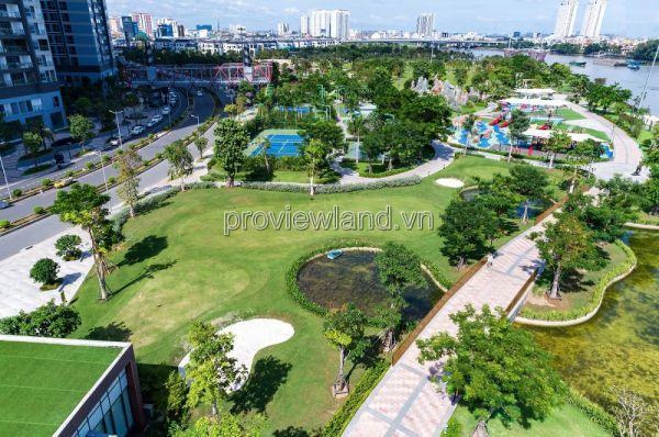 Bán Biệt Thự Vinhomes Central Park, Bình Thạnh, 300M2, 1 Hầm + 3 Lầu, Nhà Thô - 571234
