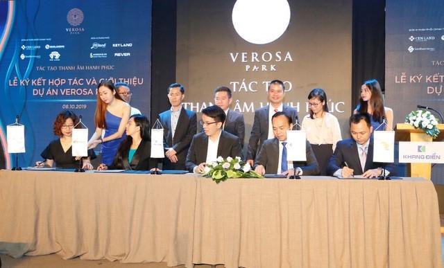 """MLAND Vietnam trở thành đơn vị phân phối dự án """"hot"""" VEROSA PARK Khang Điền - 1"""