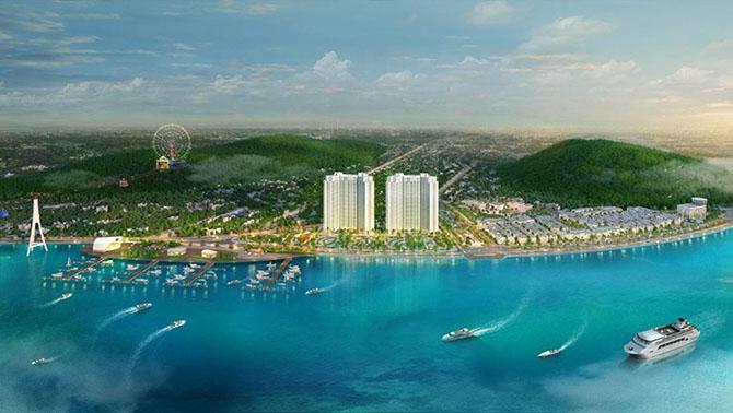 DOJILAND – đơn vị tổ chức Dạ tiệc Vũ Khúc Lam Ngọc chính là chủ đầu tư dự án căn hộ cao cấp hạng A The Sapphire Residence